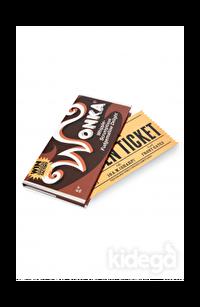 Willy Wonka Çikolata Defter