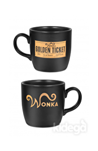Willy Wonka Altın Bilet Mug