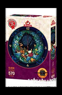 Art Puzzle Astroloji 570 Parça Saat