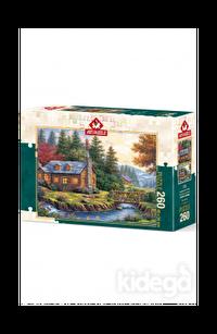 Art Puzzle Yükseklerde Sonbahar 260 Parça