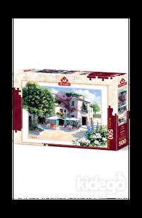 Art Puzzle Cafe Villa 500 Parça