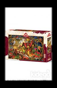 Art Puzzle Miskinlik Vakti 1000 Parça