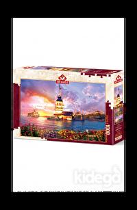 Art Puzzle Kız Kulesi 1000 Parça