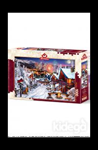 Art Puzzle Kış Eğlencesi 1000 Parça