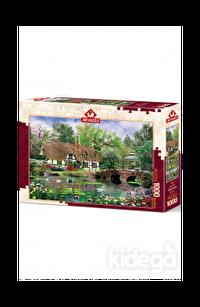 Art Puzzle Nilüfer Çiçekleri 1000 Parça
