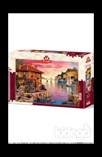 Art Puzzle Akdeniz Limanı 1500 Parça