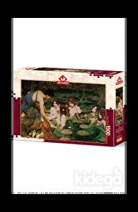 Art Puzzle 1896 Hylas ve Su Perileri 1500 Parça