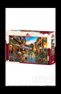 Art Puzzle İtalya'da Gezinti 2000 Parça