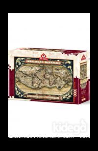 Art Puzzle İlk Modern Atlas 3000 Parça