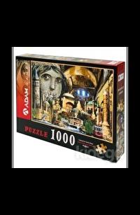 Türkiye'nin Tarihi Mirası 1000 Parça Puzzle