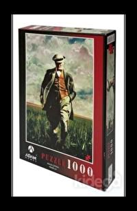 Atatürk Çiftlikte 1000 Parça Puzzle