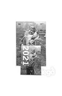 2021 Nesin Vakfı Duvar Takvimi