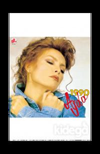 Ajda Pekkan 1990 - Plak
