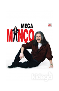 Barış Manço Mega Manço - Plak