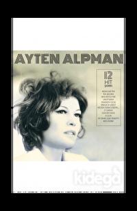 Ayten Alpman Türk Pop Tarihi / Eski 45'likler - Plak