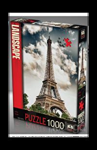 Eyfel Kulesi 1000 Parça Puzzle