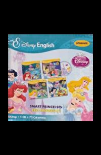 Disney English Zeki Prensesler Özel Çantalı Set 2