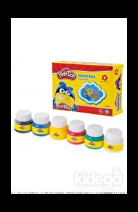 Play-Doh Parmak Boyası 6 Renk