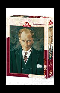 Art Puzzle Atatürk 500 Parça