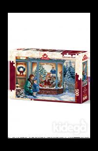 Art Puzzle Oyuncakçı 500 Parça