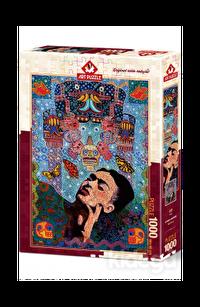 Art Puzzle Frida 1000 Parça