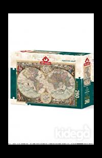 Art Puzzle Dünya Haritası 260 Parça
