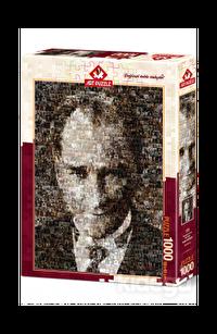 Art Puzzle Mustafa Kemal Atatürk 1000 Parça