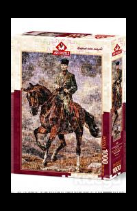 Art Puzzle Gazi Mustafa Kemal