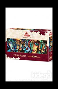 Art Puzzle Hüznü Paylaşanlar 1000 Parça Panoroma
