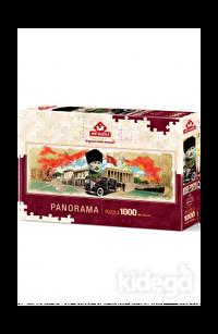 Art Puzzle Atatürk Kolajı 1000 Parça Panoroma