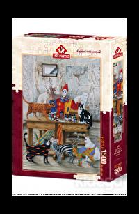 Art Puzzle Renkli Dünyam 1500 Parça Puzzle