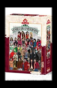 Art Puzzle Yeşilçam Üniversitesi 1500 Parça