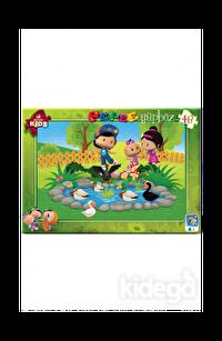 Art Puzzle Kids Pepee Ördekli Parkta 48 Parça