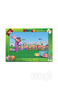 Art Puzzle Kids Pepee'nin Doğum Günü Partisi 48 Parça