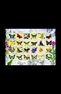 Kelebekler Puzzle 500