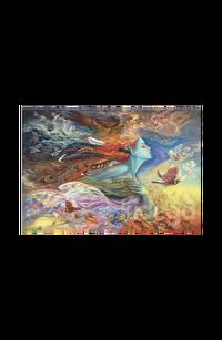 Uçmanın Ruhu Puzzle 2000 Parça