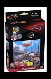 Laço Kids Cars Küp Puzzle