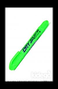 Amos Dry Highlighter Jel Fosforlu Kalem Yeşil