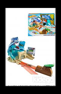 Hot Wheels Köpek Balığı Macerası Oyun Seti