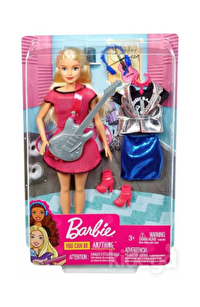Barbie Rockstar Bebek