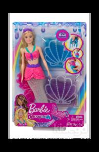 Barbie Dreamtopia Slime Kuyruklu Denizkızı