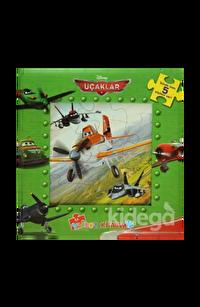 Disney Uçaklar - İlk Yapboz Kitabım