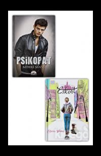 Psikopat - Eskort Seti (2 Kitap Takım)