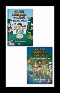Çılgın Deneyler Kulübü Seti (2 Kitap Takım)