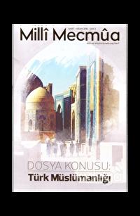 Milli Mecmua Dergisi Sayı 2 Mart - Nisan 2018