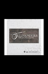 Tabela - Ollivanders 01