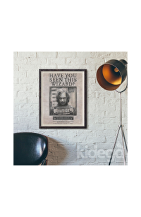 Poster - Have You Seen This Wizard - Sirius Black Büyük