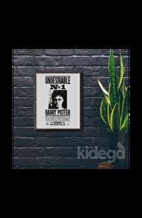 Poster -  Undesirable No 1 : Harry Potter Büyük