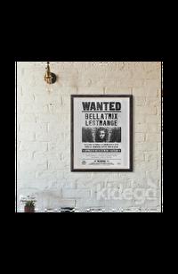 Poster - Wanted: Bellatrix Lestrange Büyük