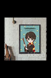 Poster - Harry Potter Manga Style Küçük